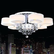 ceiling light remote remote control crystal ceiling light modern led kitchen lamp for living room bedroom lights re for battery operated ceiling wall