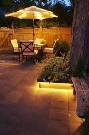 planter lighting. How I Rebuilt My Entire Backyard. Planter BedsPlantersOutdoor LightingRope Lighting H