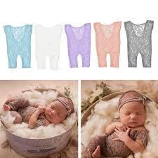 <b>Newborn</b> Photography Props <b>Beautiful Long</b> Leg <b>Baby</b> Lace Girl ...