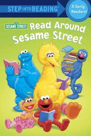 Step Into Reading Read Around Sesame Street Sesame Street By