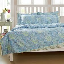 bedding sets information about high quality bedding 100 50s egyptian cotton skin friendly light blue