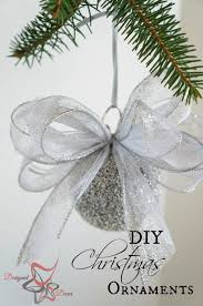 How To Decorate Styrofoam Balls Styrofoam Ball Glitter Ornament Christmas Decorating on a Budget 78