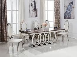 marble dining room furniture. Audi Marble Dining Table Room Furniture R