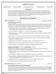 Sample Copy Of Resume Copy Manager Resume Jobsxs Com