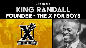 Interview with King Randall - Founder of The X for Boys. Teaching trade  skills to change lives! - YouTube