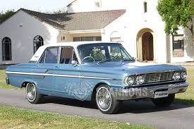 Sold: Ford Fairlane Compact Sedan (RHD) Auctions - Lot 8 - Shannons
