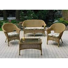 wicker furniture decorating ideas. Nice Wicker Patio Table Is Like Interior Designs Concept Furniture Decorating Ideas