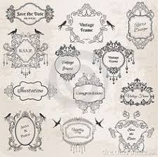 vintage frame tattoo design. Perfect Frame Vintage Frame Design Stock Illustrations Royalty Free  Vectors Images Pictures And Throughout Tattoo D
