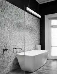 hexagon tile bathroom ideas