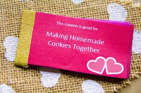 Printable Homemade Coupons Valentines Day Coupons For Kids A Free Printable Homemade For Elle