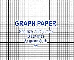 1 8 inch graph paper graph paper printable 3 mm grid cross stitch design 8