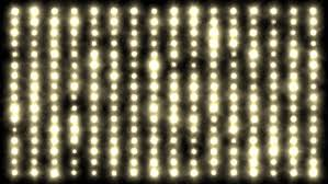 flashing lights on black background for hd stock clip