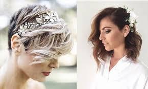 Coiffure Simple Pour Mariage Chignon Mariage Cheveux Court