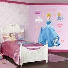 pink princess room design