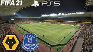 PS5) FIFA 21 Wolverhampton Wolves vs Everton FC (4K HDR 60fps) Premier  league PREDICTION HIGHLIGHTS - YouTube