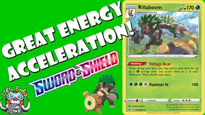 We did not find results for: Rillaboom Has Great Energy Acceleration For Grass Pokemon Sword Shield Tcg Youtube