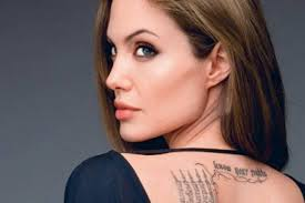 зачем татуировки голливудской звезде