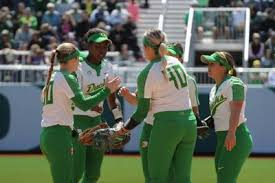 Shannon Rhodes' pinch-hit home run helps No. 4 Oregon complete series sweep  of Stanford | Softball | dailyemerald.com