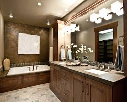 lighting in the bathroom. interesting lighting recessed bathroom lighting jeffreypeak intended for awesome  ordinary on in the