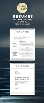 Stylish Resume Templates Word Simple Yet Stylish Resume Template Ready For Your Career Details 8