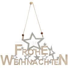 3d Holz Schriftzug Frohe Weihnachten Deko Buchstaben Kordel Zum Hängen 30x15 Cm Matches21