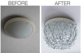 how to make your own easy diy chandelier without any rewiring learn