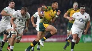 israel folau in action for the wallabies folau has played professional rugby union rugby league and australian rules football