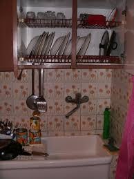 Plate Storage Rack Kitchen Kitchen Cabinet Dish Drying Rack Cliff Kitchen