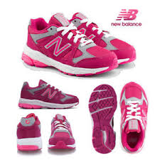 New Balance Childrens Size Chart Details About New Balance Youth Size Big Kids Girls Shoes 888 Pink Grey Kj888pgg Womens R 65