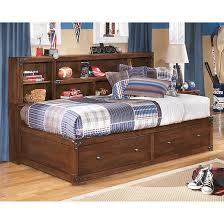 twin storage bed. Signature Design By Ashley® DELBURNE TWIN STORAGE BED Twin Storage Bed 7