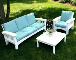 pvc patio furniture ideas cushions home design outdoor pipe lawn plans