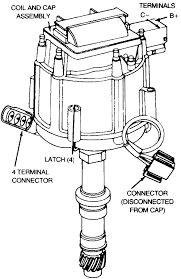 hei distributor wiring ewiring rpc hei distributor wiring diagram discover your