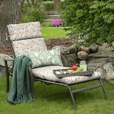 patio furniture cushions pads set of