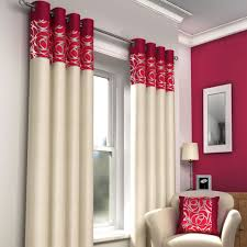Red Curtains Living Room View All Items Available To Buy At Pasx Tagged 90 X 54 Pasx Uk