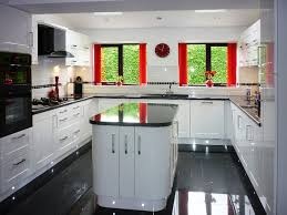 Gloss Kitchen Floor Tiles White Gloss Kitchen Flooring Ideas Yes Yes Go