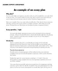 Examples Of A Proposal Essay Argument Topics Luxury