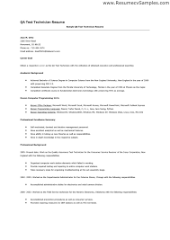 Qa Resume Sample | Best Professional Resumes, Letters, Templates For ...