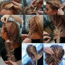 easy hairstyles for long hair braids
