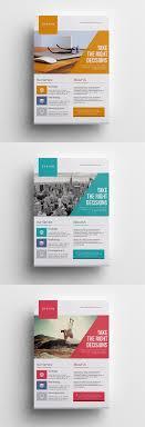 One Page Brochure Design Inspiration Creative Minimalist Corporatedesign Printdesign Loved At