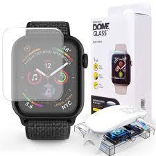 <b>Защитное стекло Whitestone DOME</b> для Apple Watch 44 мм