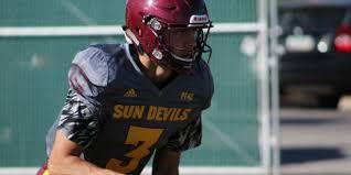 Injuries force ASU freshman Jack Smith's return to familiar role: QB -  Arizona Sports