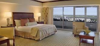 photo of guestrooms at hyatt regency orlando international airport hotel