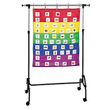 Learning Resources Chart Stand Adjustable Amazon In Office