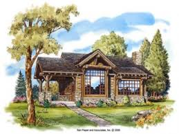 Small Old Mountain Cabin Small Mountain Cabin House Plans  sq