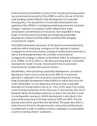 sample essay on sustainable development in 6 environmental sustainability