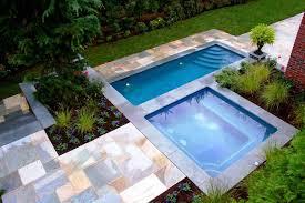 fine inground image of semi pools nj throughout partial pool partial inground pool a59