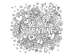 / 8+ valentine's day coloring pages. 50 Free Printable Valentine S Day Coloring Pages