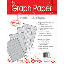 Needlework Graph Paper 112238 Create And Craft