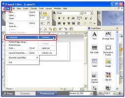 how to print labels from excel how to print labels from excel data with a barcode
