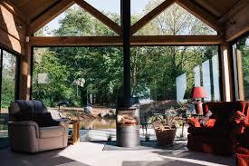 Wood Stove Living Room Design Modern Sunroom Wood Stoves Sunroom Dining Sets Room Lighting